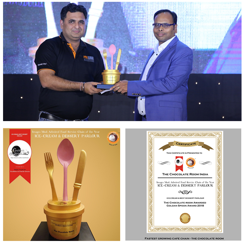Most Admired Food Cafe Chain - Ice Cream & Dessert Parlour 2018